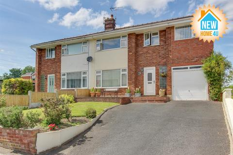 4 bedroom semi-detached house for sale - County Road, Leeswood, Mold