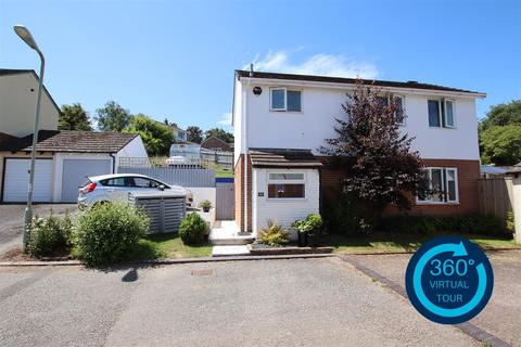 3 bedroom detached house for sale - Widecombe Way, Pennsylvania, Exeter