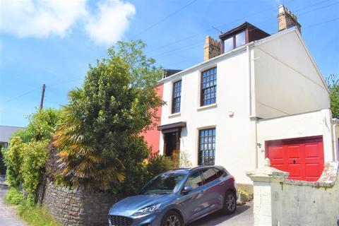 4 bedroom semi-detached house for sale - Greenfield Terrace, Sketty, Swansea