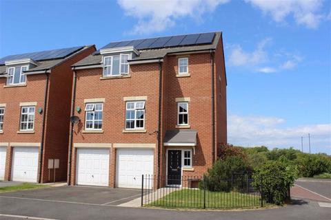 4 bedroom detached house for sale - Ridley Gardens, Shiremoor, Tyne & Wear, NE27
