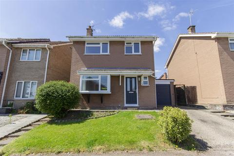 3 bedroom detached house for sale - Nottingham Drive, Wingerworth, Chesterfield