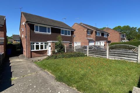 2 bedroom semi-detached house to rent - Parkstone Court, Mickleover, Derby