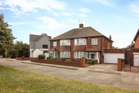 3 bedroom semi-detached house for sale - The Broadway, Tynemouth, Newcastle Upon Tyne