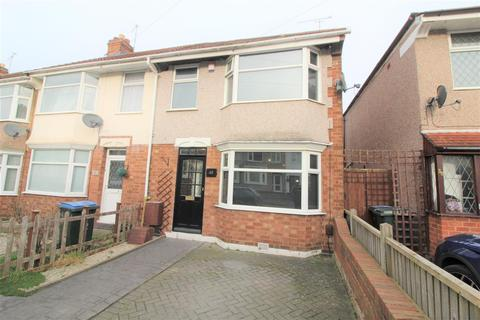 3 bedroom end of terrace house to rent - Hartland Avenue, Wyken, Coventry