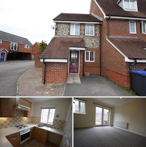 2 bedroom end of terrace house to rent - Pointers Way, Amesbury