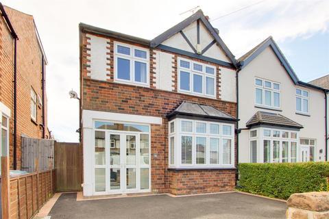 3 bedroom semi-detached house for sale - Blake Road, West Bridgford, Nottinghamshire, NG2 5JZ