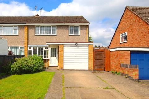 3 bedroom semi-detached house for sale - Churchill Drive, Leicester Forest East