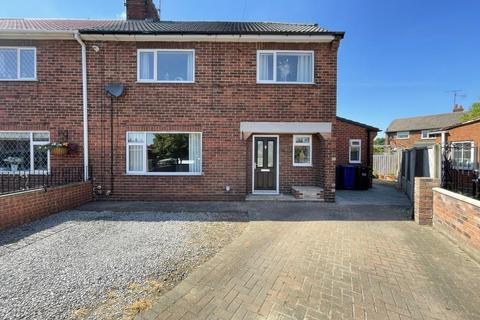 4 bedroom semi-detached house for sale - West Acres, Byram, Knottingley