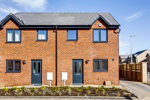 3 bedroom end of terrace house for sale - The Baxter - Plot 50 at Kinloch Green, Edinburgh, Candlemaker's Park, Gilmerton EH17