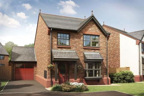 4 bedroom detached house for sale - The Lydford - Plot 55 at Heathfield Farm, Dean Row Road SK9