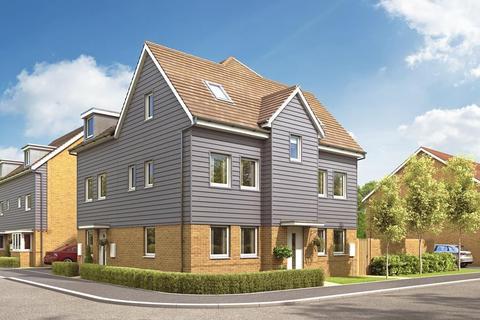 4 bedroom end of terrace house for sale - Plot 148, Hesketh at Gillies Meadow, Park Prewett Road, Basingstoke, BASINGSTOKE RG24
