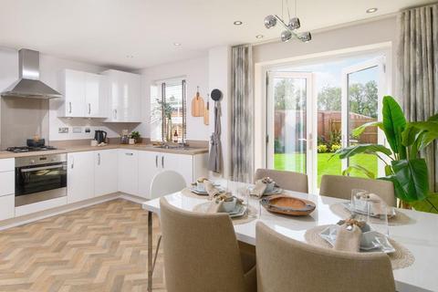 Barratt Homes - Berry Hill