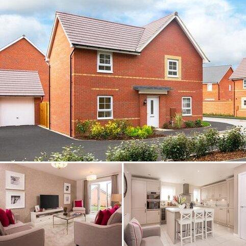 4 bedroom detached house for sale - Plot 102, Alderney at Harrier Chase, Blenheim Avenue, Brough HU15