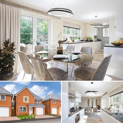 3 bedroom detached house for sale - Plot 85, Denby at Harrier Chase, Blenheim Avenue, Brough HU15