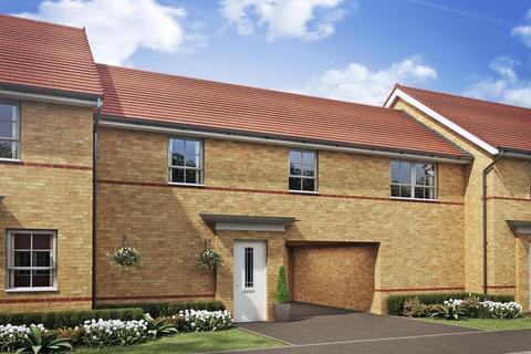 2 bedroom detached house for sale - Plot 209, Alverton at Fairfields, Vespasian Road, Fairfields, MILTON KEYNES MK11