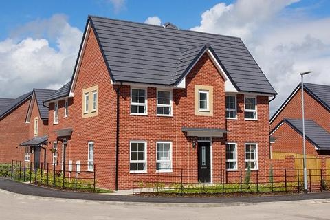 3 bedroom detached house for sale - Plot 146, Morpeth Ii at J One Seven, Old Mill Road, Sandbach, SANDBACH CW11
