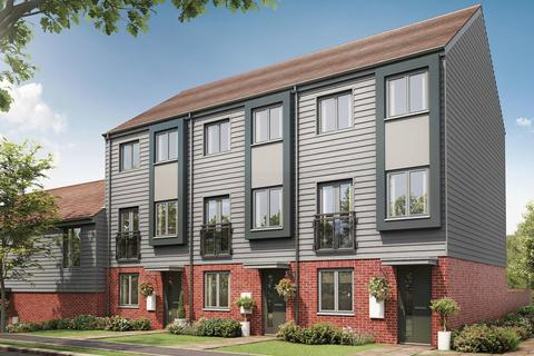 3 bedroom terraced house for sale - Plot 44, The Greyfriars at The Wickets, Sittingbourne Road, Penenden Heath ME14