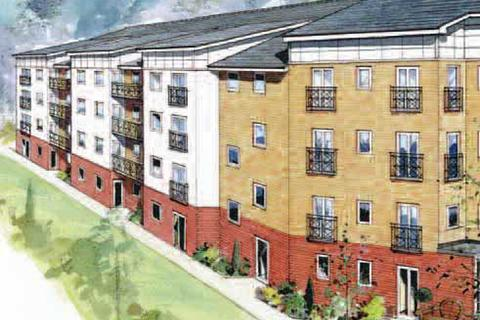 1 bedroom flat for sale - Plot 22, Type E at St James Court, Sanderson Villas NE8
