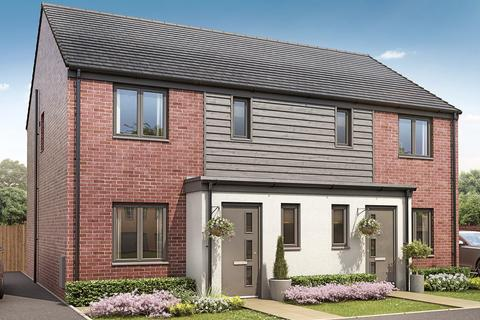 3 bedroom end of terrace house for sale - Plot 56, The Hanbury at Ashworth Place, Tithebarn Lane EX1