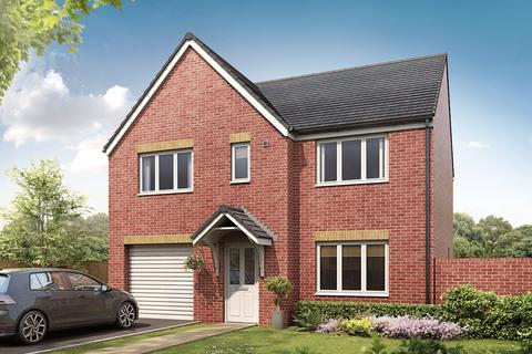 5 bedroom detached house for sale - Plot 82, The Belmont at Moorlands Walk, Mill Lane DH6
