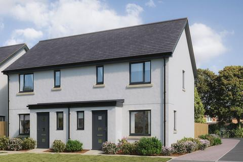 3 bedroom end of terrace house for sale - Plot 382, The Hanbury at Trevethan Meadows, Carlton Way PL14