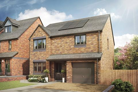4 bedroom detached house for sale - Plot 109, The Balerno at Naughton Meadows, Naughton Road DD6