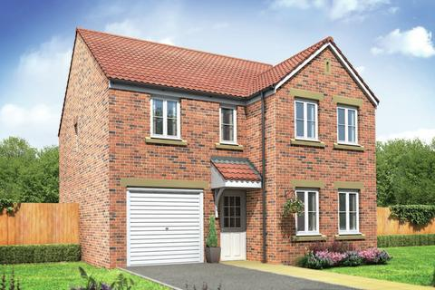 4 bedroom detached house for sale - Plot 124, The Kendal at Oak Tree Gardens, Audley Avenue TF10