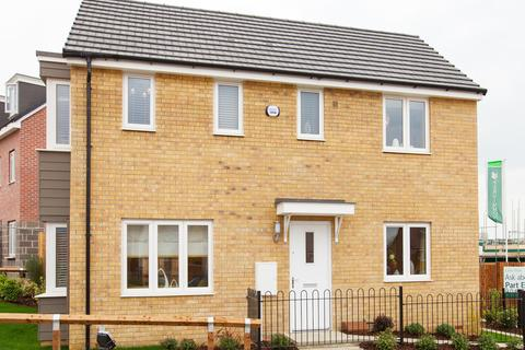 3 bedroom detached house for sale - Plot 46, The Clayton at Tawcroft, Andrew Road, Larkbear EX31