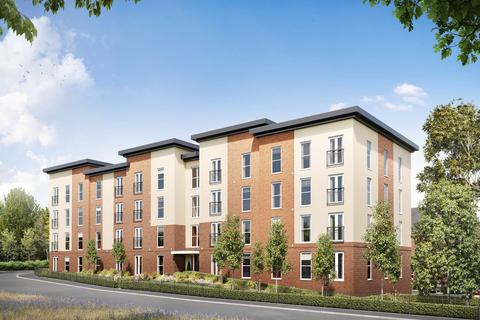 1 bedroom flat for sale - Plot 219, 1 Bedroom Apartment First Floor (plots 215 216 217 219 220) at The Oaks Apartments, Arkell Way B29