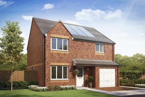 4 bedroom detached house for sale - Plot 25, The Balerno at Sycamore Park, Patterton Range Drive , Darnley G53