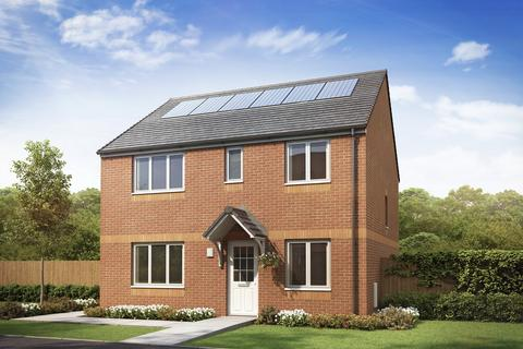 4 bedroom detached house for sale - Plot 50, The Thurso at Lang Loan, Lasswade Road, Langloan EH17