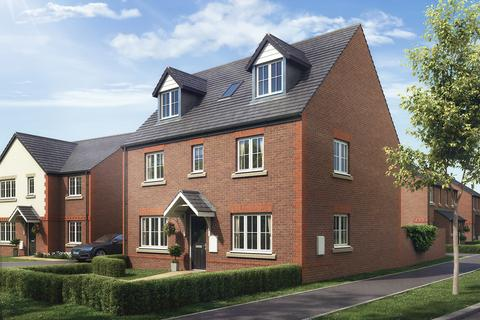 5 bedroom detached house for sale - Plot 327, The Newton at Scholars Green, Boughton Green Road NN2