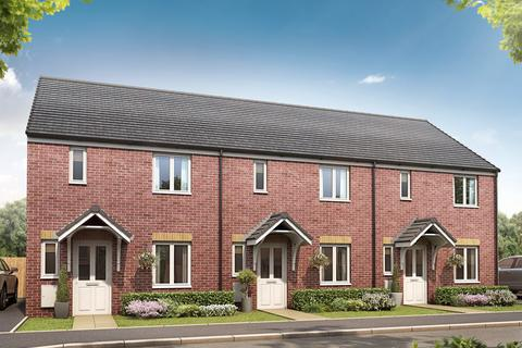 2 bedroom semi-detached house for sale - Plot 165, The Danbury at Foxfields, The Wood ST3