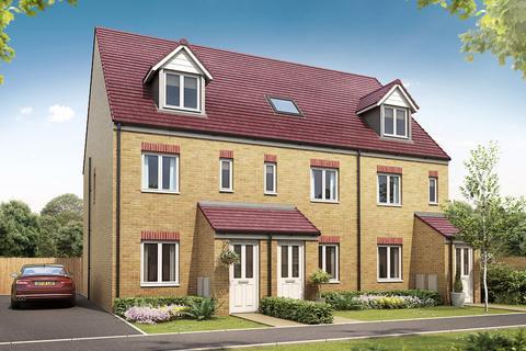 3 bedroom terraced house for sale - Plot 4, The Carleton at The Maples, Primrose Lane NE13