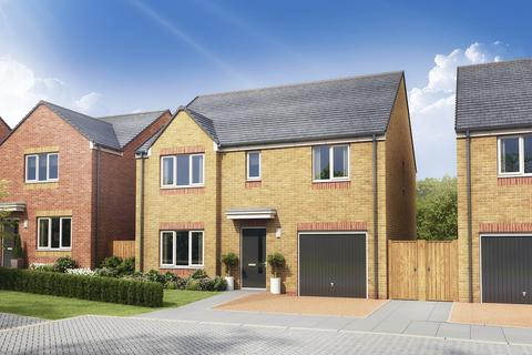 4 bedroom detached house for sale - Plot 56, The Whithorn at Croft Rise, Johnston Road G69