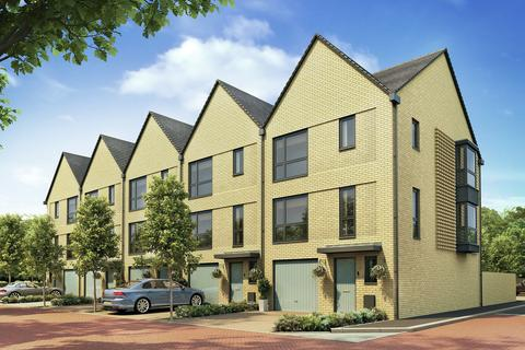 4 bedroom terraced house for sale - Plot 80, The Longford at Colonial Wharf, ME4
