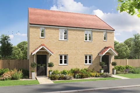 1 bedroom end of terrace house for sale - Plot 160, The Alnmouth at Foxfields, The Wood ST3