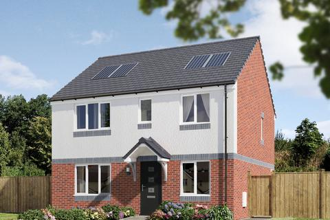 4 bedroom detached house for sale - Plot 114, The Thurso at Naughton Meadows, Naughton Road DD6