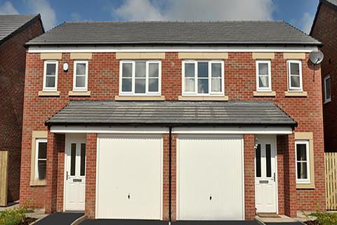 3 bedroom semi-detached house for sale - Plot 661, The Buttermere at Crofton Grange, Haggerston Road NE24