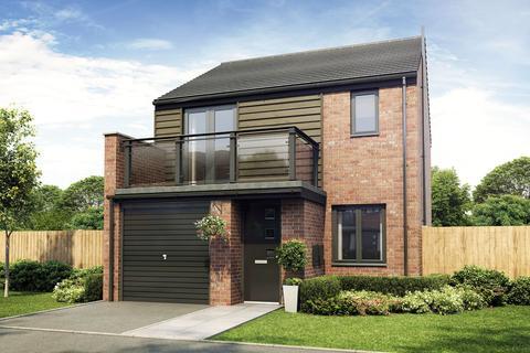 3 bedroom semi-detached house for sale - Plot 114f, The Kirkley at Brunton Meadows, Newcastle Great Park NE13