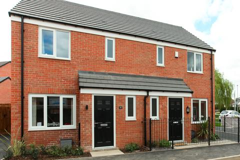 3 bedroom semi-detached house for sale - Plot 268, The Hanbury at Bluebell Wood, Middle Ride CV3