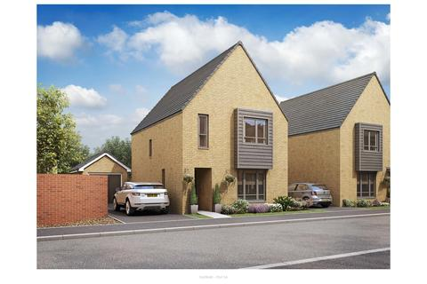 3 bedroom detached house for sale - Plot 34, The Hatfield at Malvern Rise, St. Andrews Road WR14