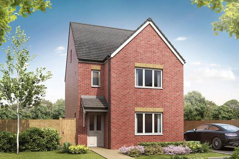 4 bedroom detached house for sale - Plot 555, The Lumley at Cardea, Bellona Drive PE2