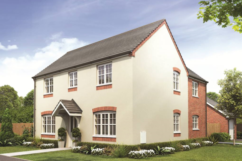4 bedroom detached house for sale - Plot 334, The Ludlow at Udall Grange, Eccleshall Road ST15