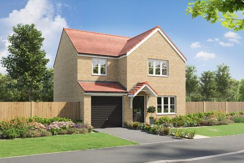 4 bedroom detached house for sale - Plot 115e, The Gisburn at Brunton Meadows, Newcastle Great Park NE13