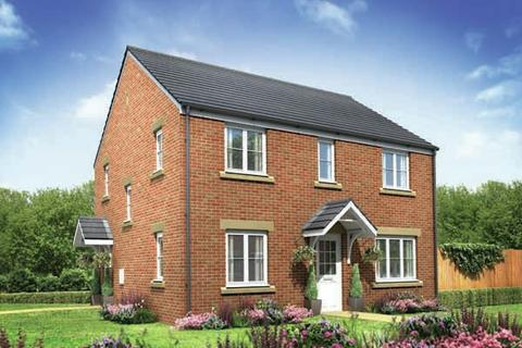 4 bedroom detached house for sale - Plot 163, The Chedworth Corner at Foxfields, The Wood ST3