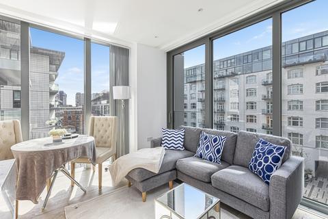 Studio to rent - Perilla House, Goodman's Fields, Aldgate E1