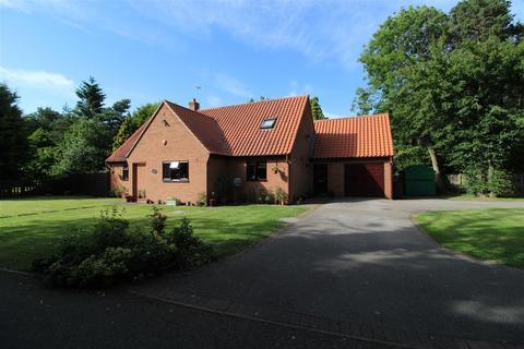 3 bedroom detached house for sale - Wood End Cottage, Fosse Road, Farndon, Newark