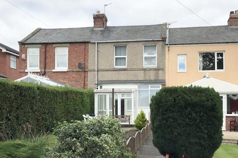3 bedroom terraced house to rent - Barmoor Bank, Morpeth, Northumberland, NE61 6LD