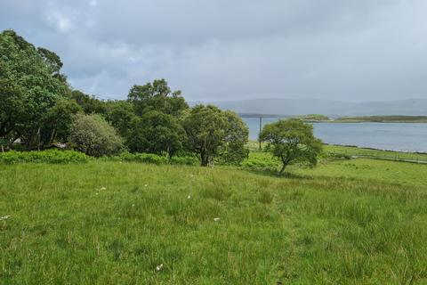Plot for sale - Plot at 3 Colbost, Dunvegan IV55